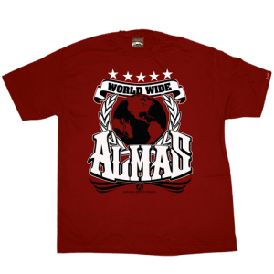 Almas World Wide Red