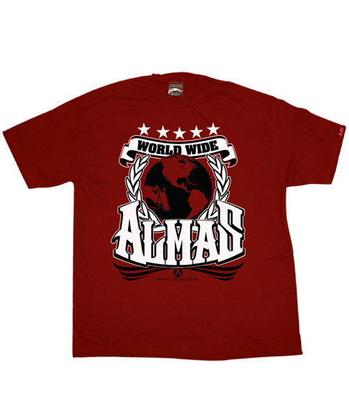 Almas World Wide Red