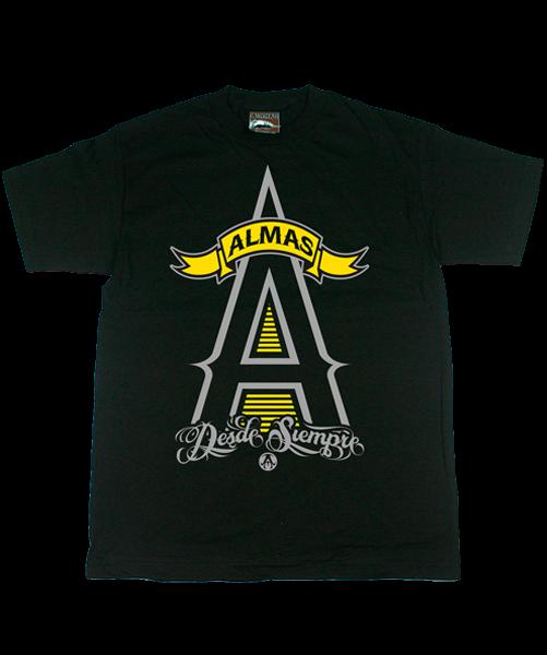Almas #136 - Black
