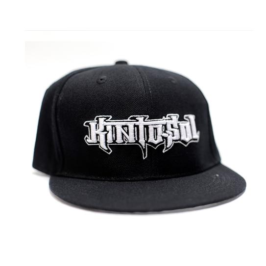 Kinto Sol Straight logo Black