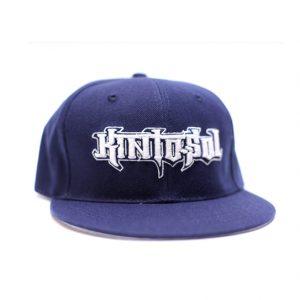 Kinto Sol Straight logo Navy