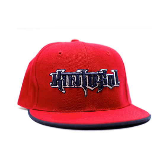 Kinto Sol Straight logo Red