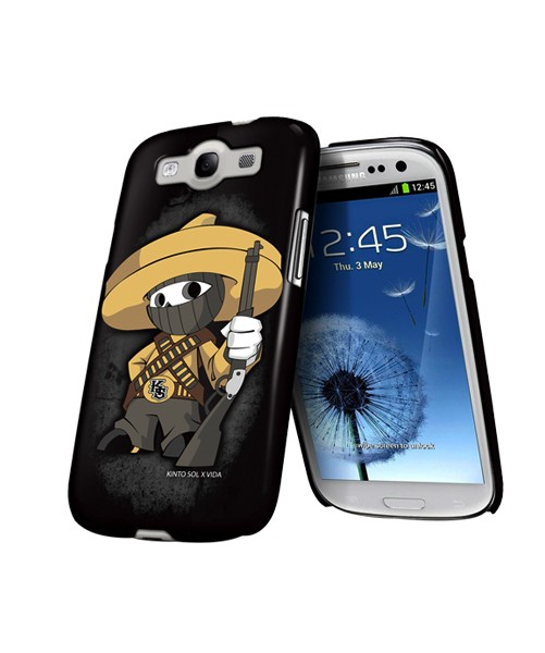 GS3 - #3 Cell Phone Case