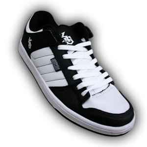 KS Black-White shoe