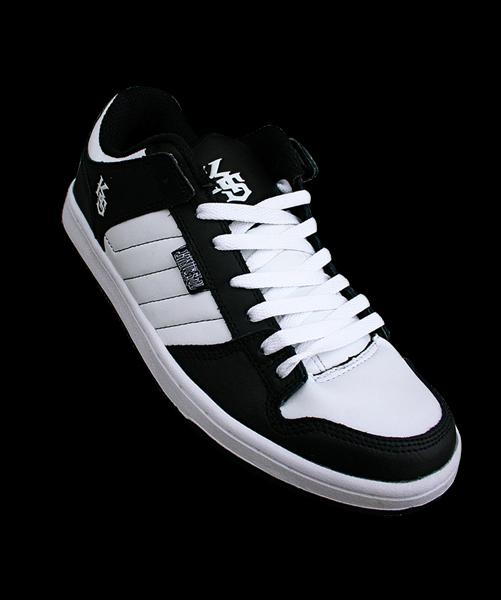 KS Black-White shoe