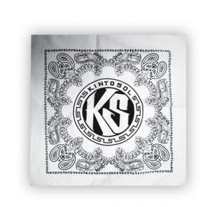 Kinto Sol Circle logo white