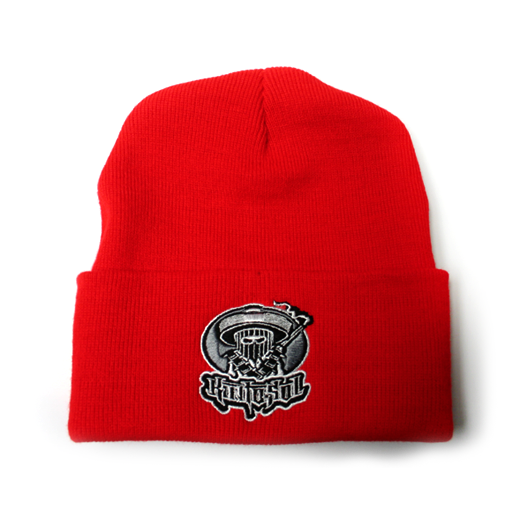 Soldado Beanie Red big pict