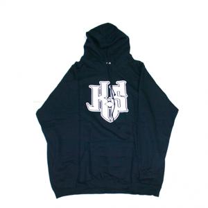 KS3 Logo Hoodie Navy