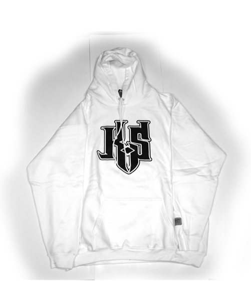KS3 Logo White
