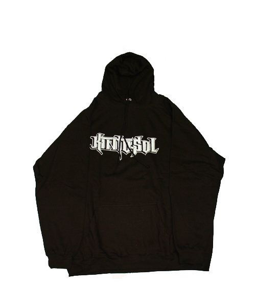 Straight Logo Brown