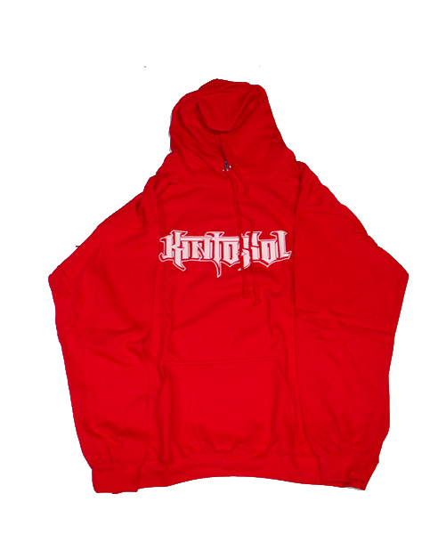 Straight Logo Red
