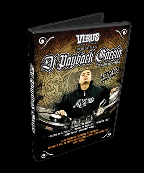 DVD #4 Dj Payback Garcia