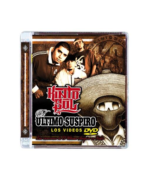 DVD #5 Kinto Sol