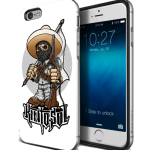 iphone 6 plus Cell Phone Case soldadito