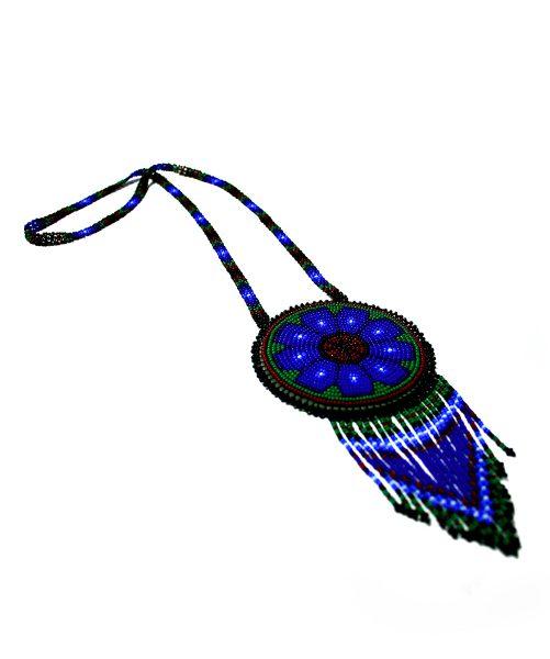Collar Huichol #3