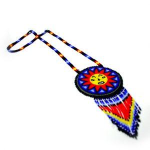 Collar Huichol #4