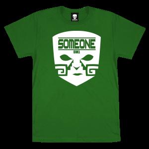 Someone #1 Green
