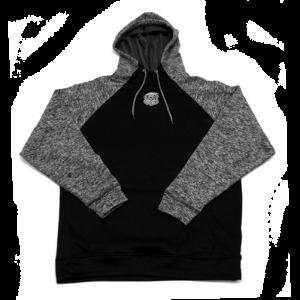 Soldado embroidered hoodie 1