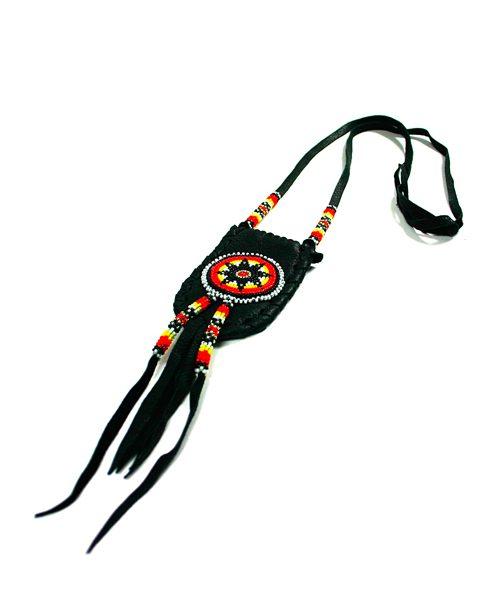 Collar Huichol #14