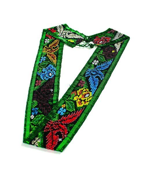 Collar Huichol #17