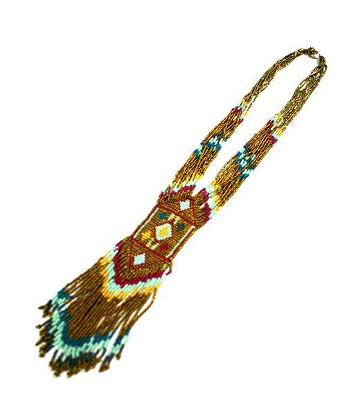 Collar Huichol #19