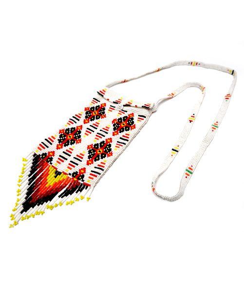 Collar Huichol #22