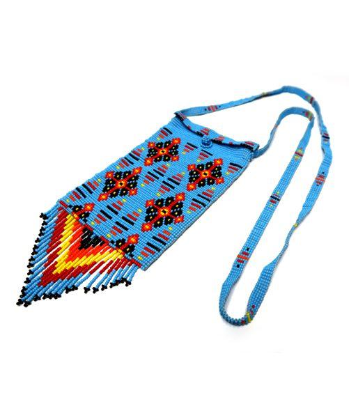 Collar Huichol #23