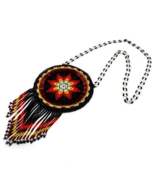 Collar Huichol #25