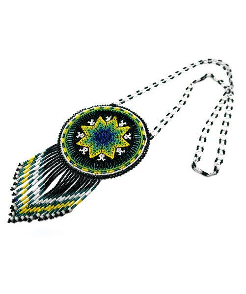 Collar Huichol #27