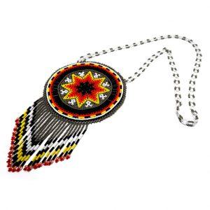 Collar Huichol #29