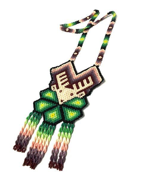 Collar Huichol #30