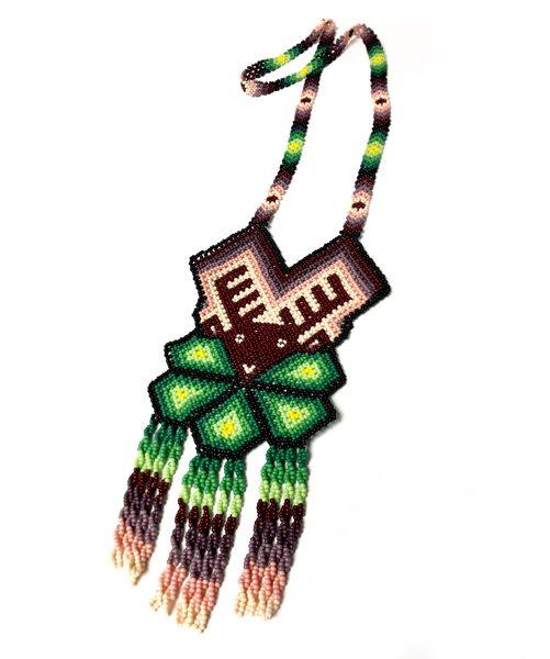Collar Huichol #31