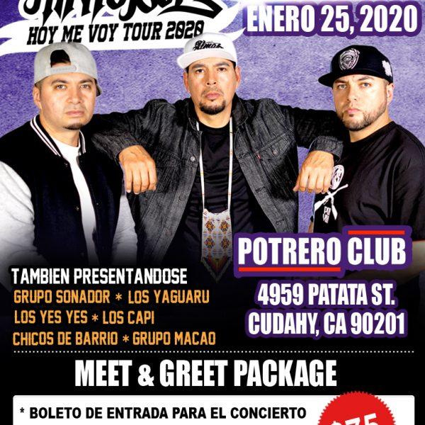 LOS ANGELES Meet & Greet-ticket