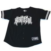 KS Baseball jersey Black 5