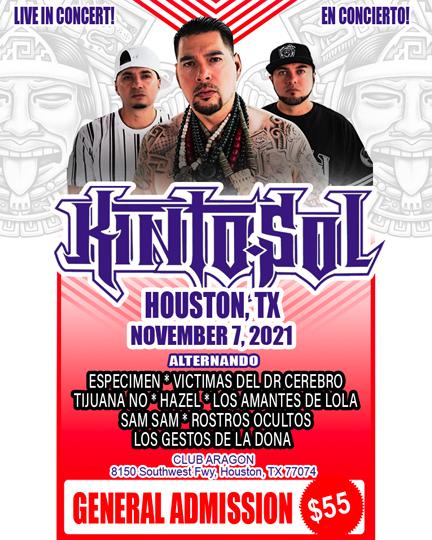 Houston regular ticket