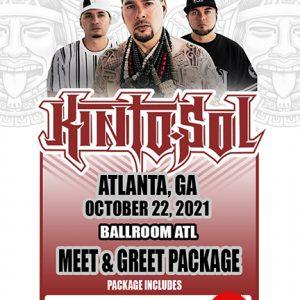 ATLANTA Meet & Greet ticket copy
